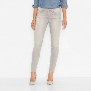Levi's 535™ Super Skinny Women's Jeans Gray